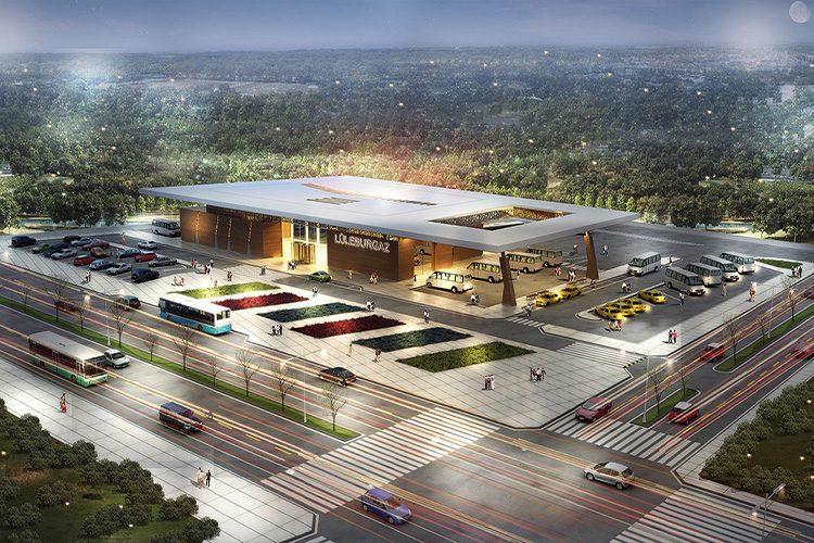 Lüleburgaz Otobüs Şehirlerarası Terminali