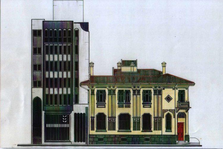 Ziraat Bankası Röleve Restorasyonu